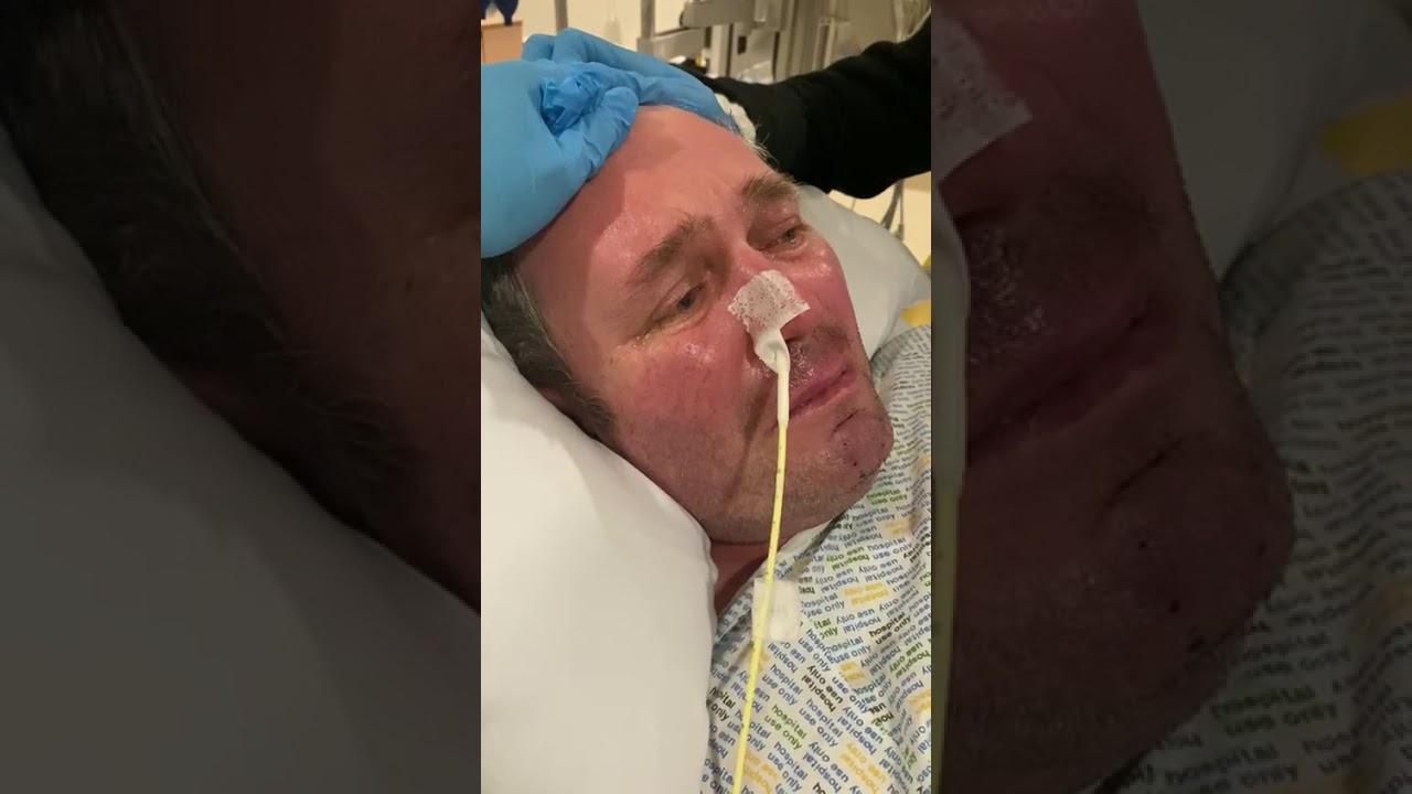 Szpital ponownie odłączył Polaka od aparatury. Dramatyczna walka części rodziny o jego życie.