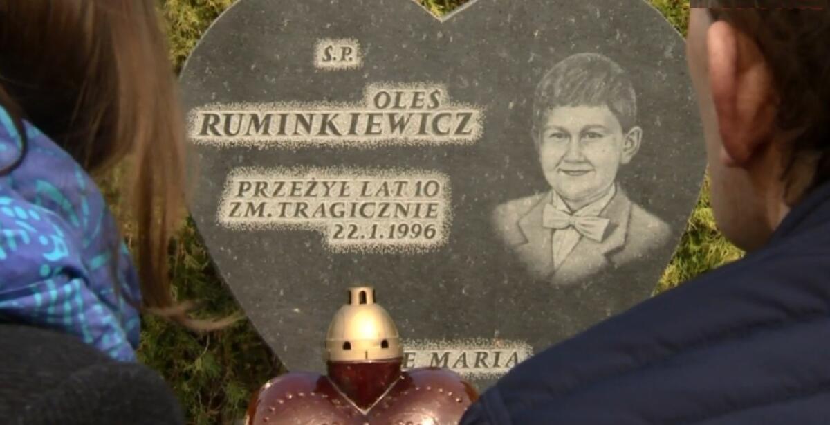 10-letni Olek został zabity z zimną krwią. Jego morderca jest już na wolności.