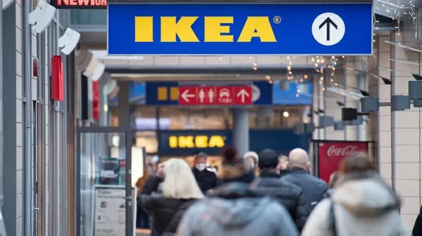 Szczepienia dla klientów IKEI? Bez tego nie zrobią zakupów.