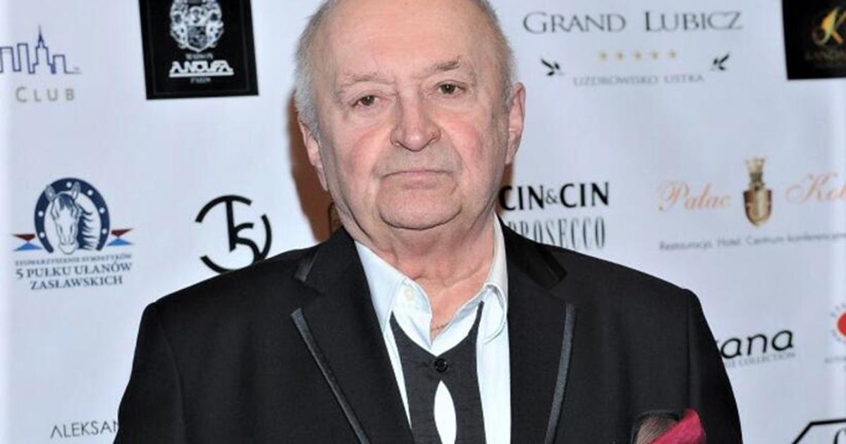 Dramat Bohdana Łazuki. Aktor jest w tragicznej sytuacji.
