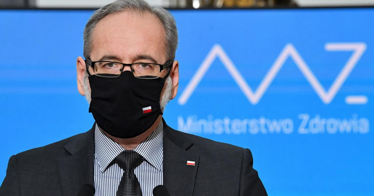 Południowoafrykańska odmiana koronawirusa jest już w Polsce. Minister zdrowia potwierdza pierwszy przypadek.