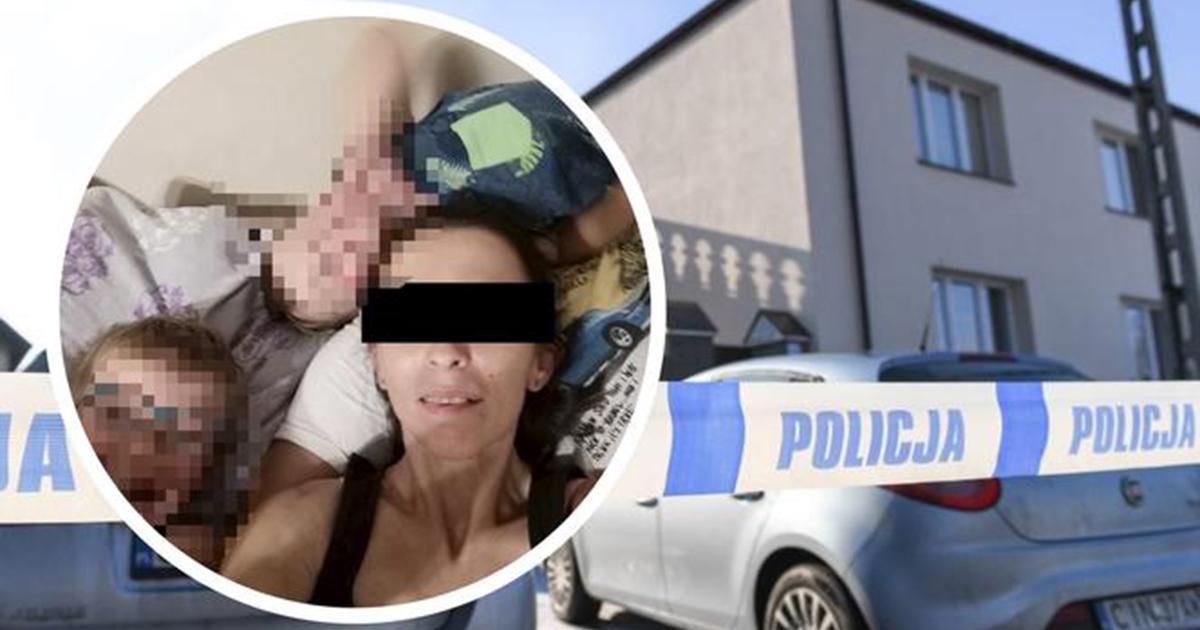 Zabiła dwójkę malutkich dzieci. 3- i 5-latek nie mieli szans. Sąsiedzi przerwali milczenie o winnej matce.