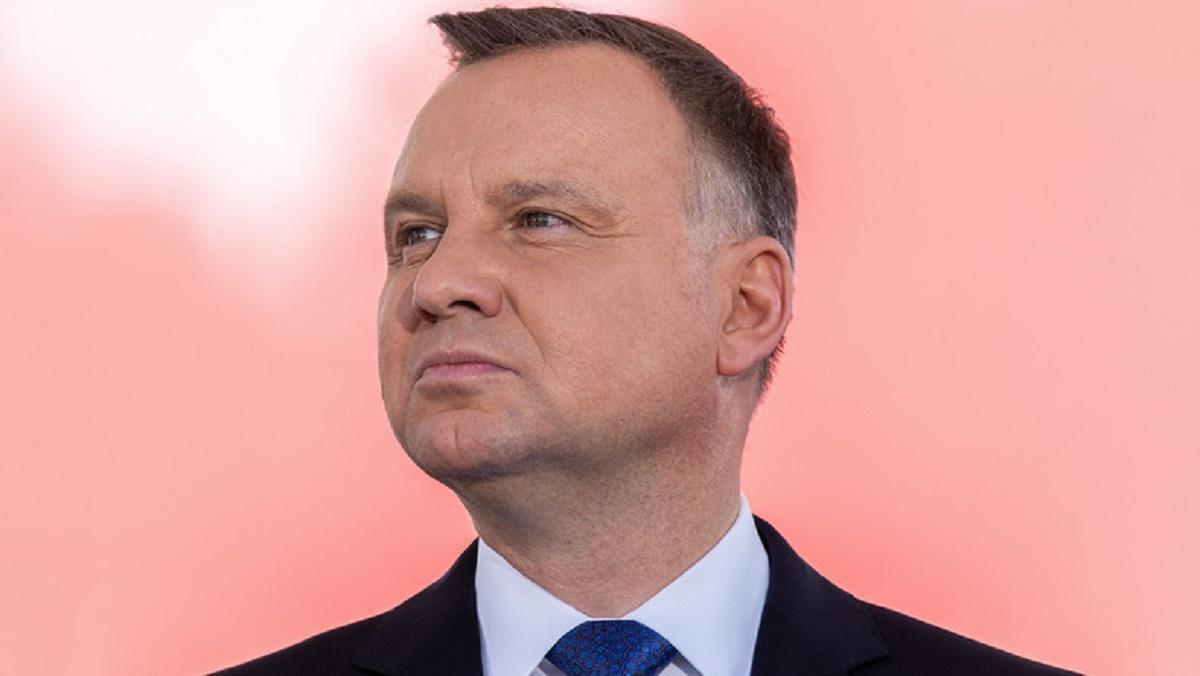 Wpadka Andrzeja Dudy w Świnoujściu. Nie wiedział co mówi.