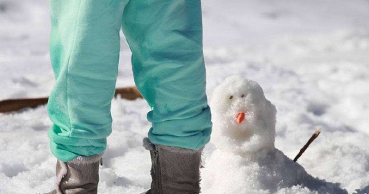 Arktyczna masa powietrza zbliża się do Polski. Powrót zimy i mrozów.