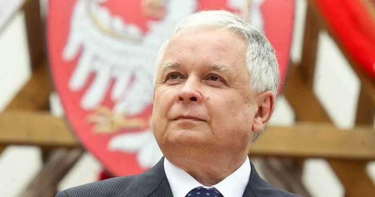 Prezydent Lech Kaczyński trafi na banknot. Prezes NBP zaprezentował, jak będzie wyglądać.