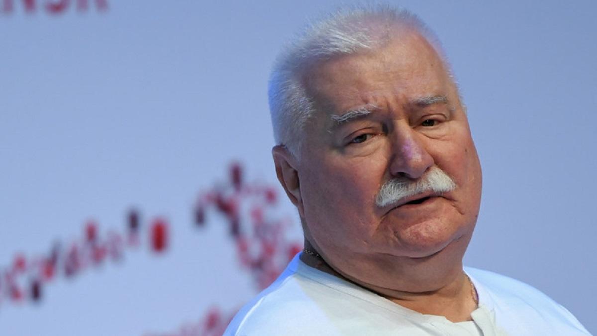 """Lech Wałęsa zareagował na wcześniejszą wpadkę z nagrania. """"Kurde moja luba ma rację""""."""
