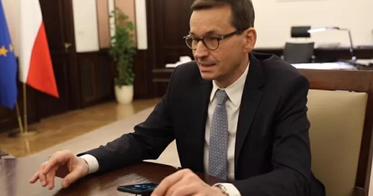 """Mateusz Morawiecki zarejestrował się na szczepienie. """"Wziąłem telefon i jest!"""""""