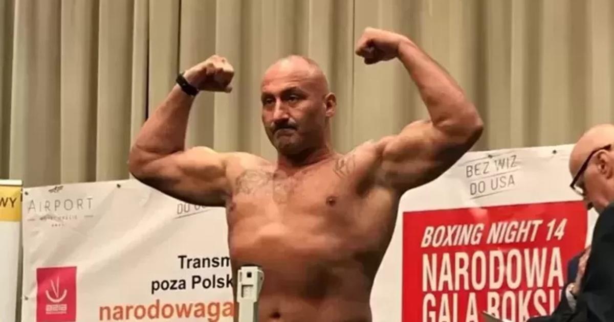 """Marcin Najman ostro o szczepionkach: """"A czym to się różni od kanibalizmu?"""""""