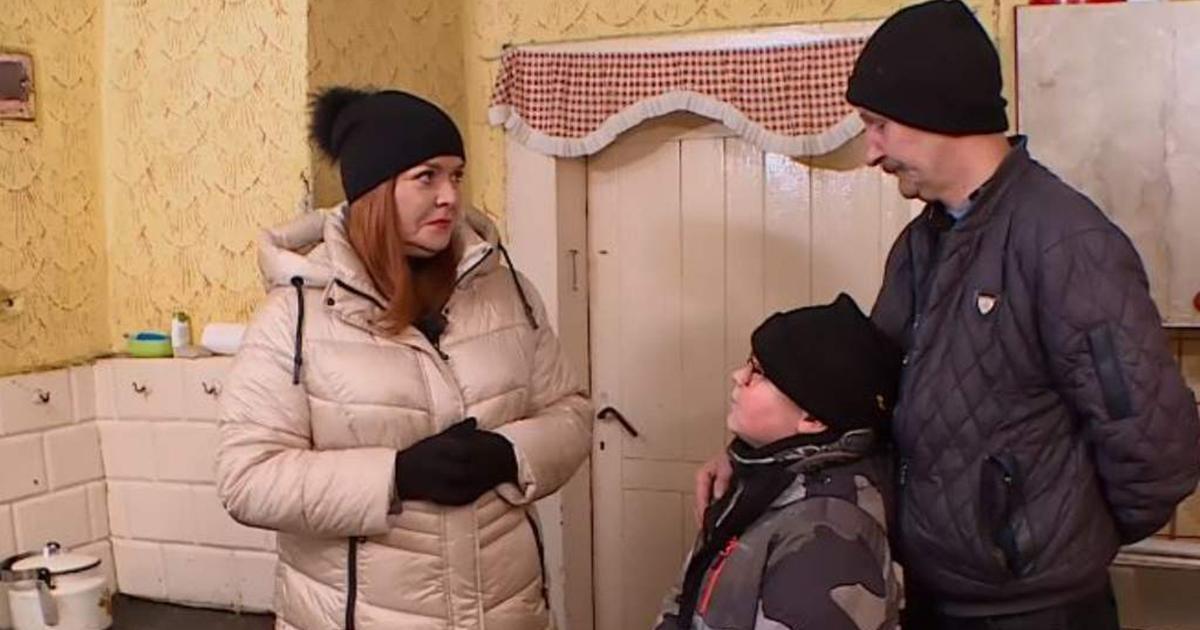 Katarzyna Dowbor powiedziała, że nie wyremontuje im domu. To pierwszy taki przypadek w historii programu.