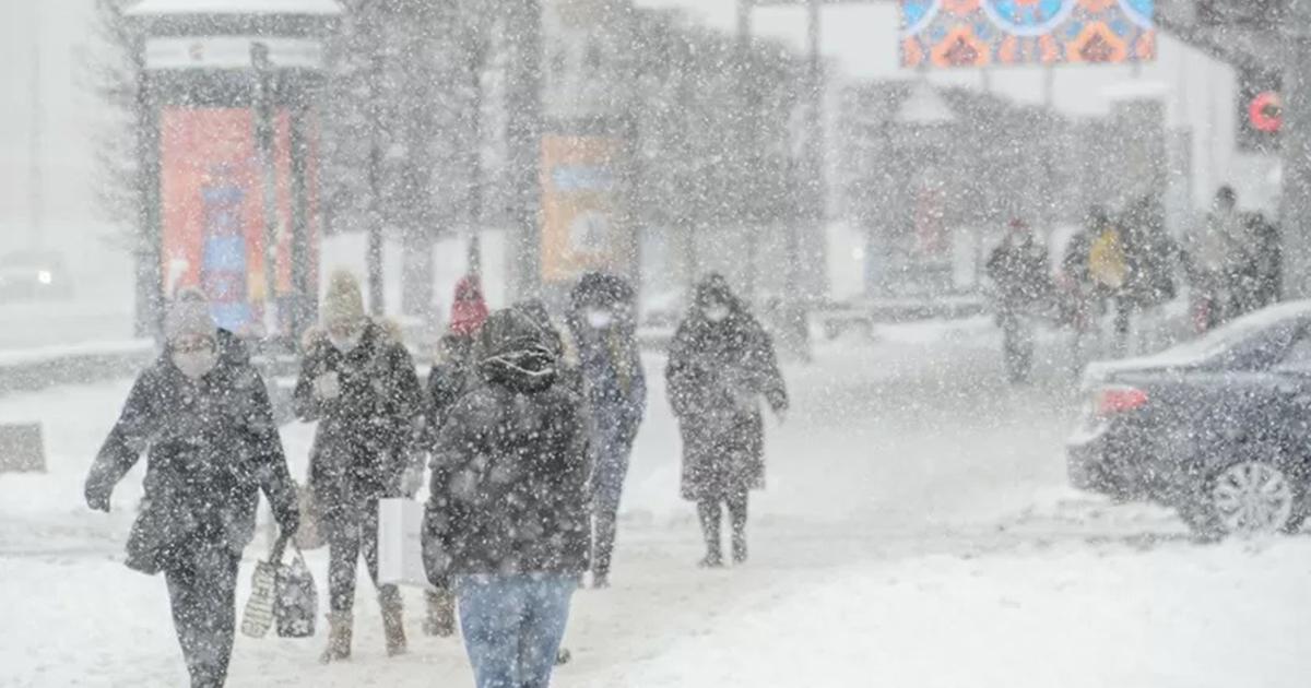 UWAGA! Wraca zima. Śnieżyce w całej Polsce.