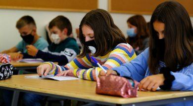 Lekcje w czasie pandemii