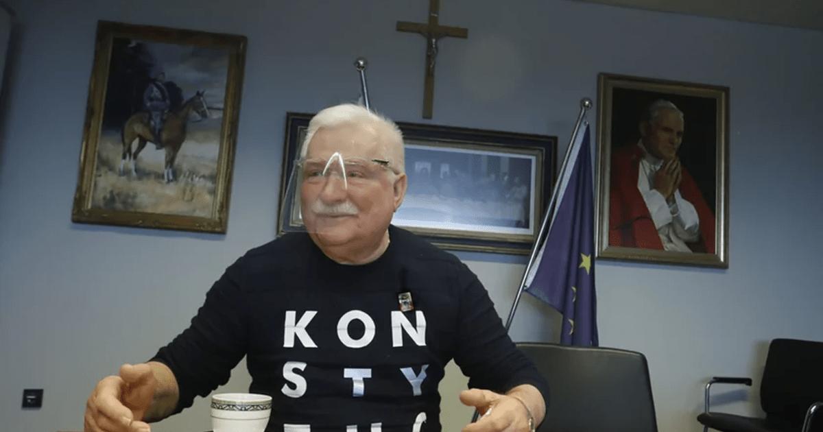 Lech Wałęsa ostro o księżach. Były prezydent nie przebierał w słowach.