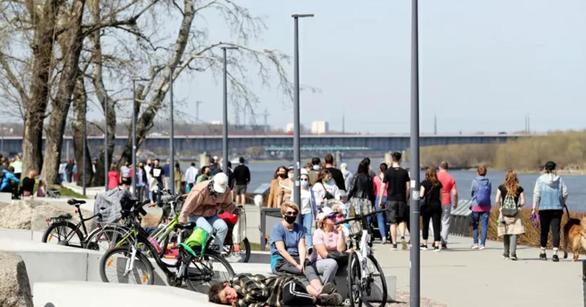 W końcu wiosna! Już niedługo w Polsce nawet 26 stopni. Zobacz kiedy.