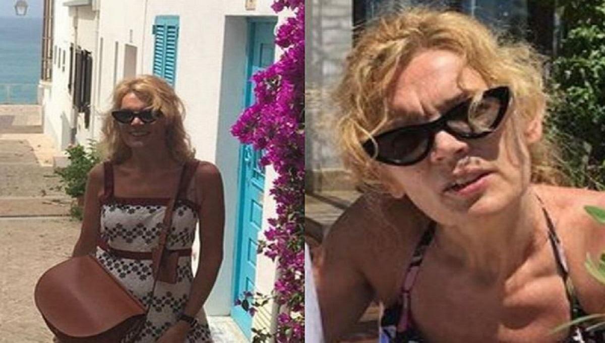 Żona Radka Pazury pokazała się w bikini. 55-latka zachwyca swoją figurą.