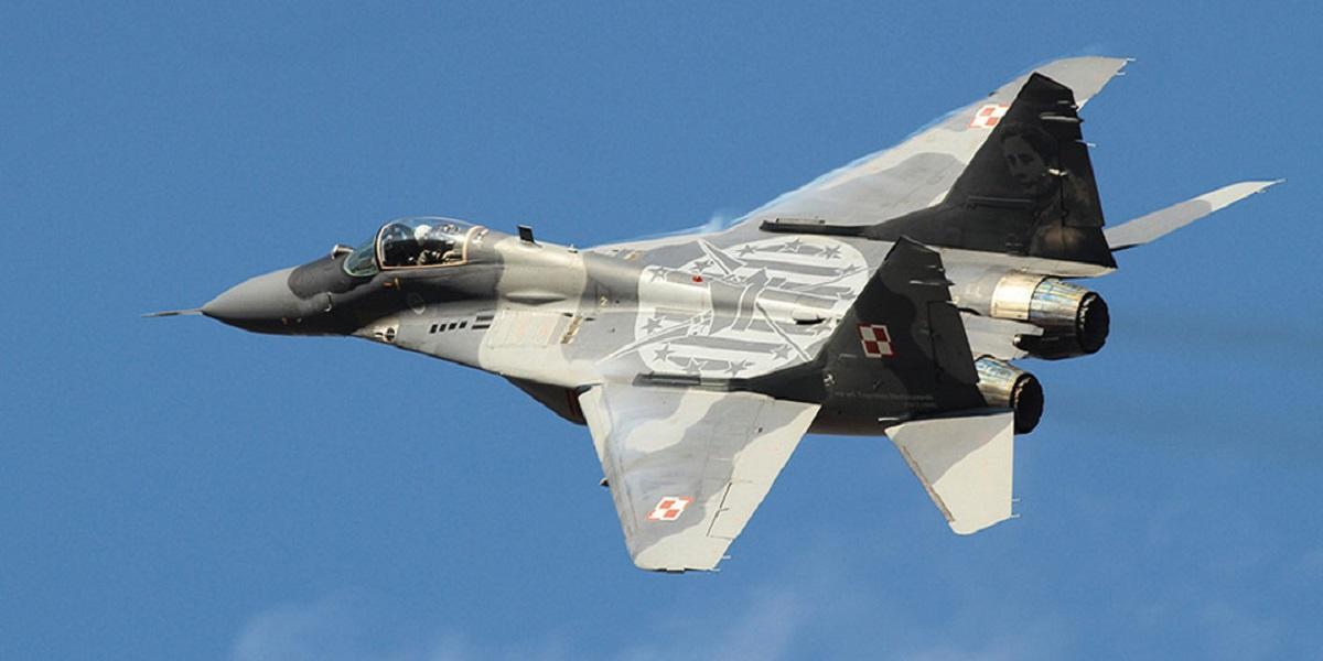 Omal nie doszło do tragedii. Polski MIG-29, ostrzelał innego polskiego MIG'a. Fatalna pomyłka.