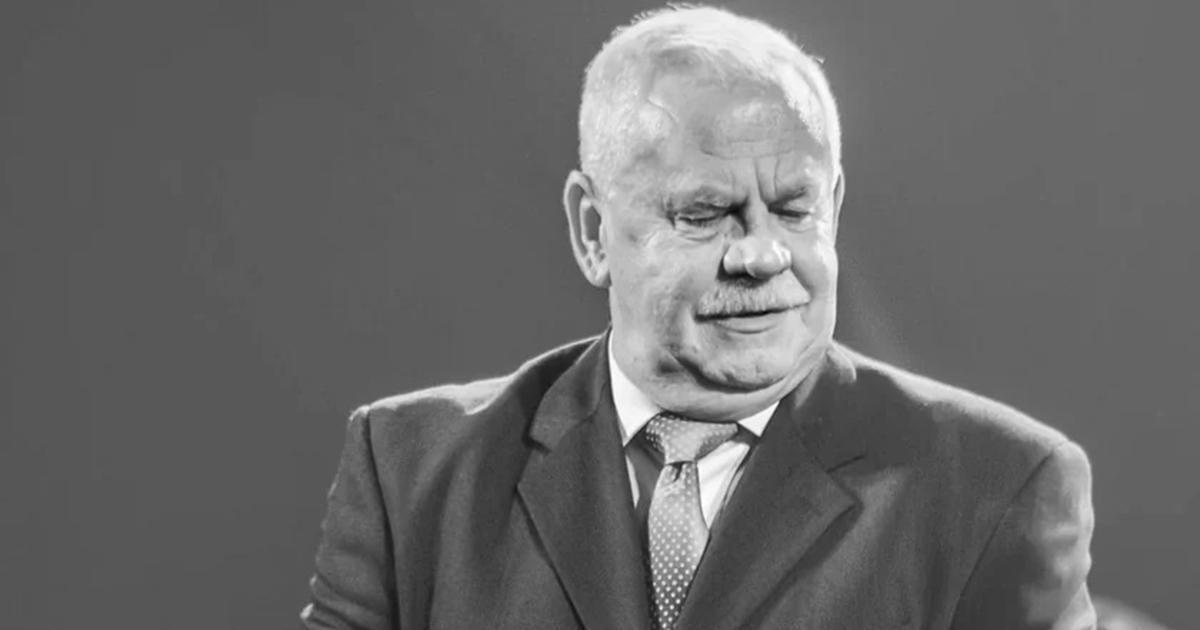 Nie żyje dr Zygmunt Chaja. Ordynator oddziału chirurgii urazowej szpitala w Limanowej miał 70 lat.