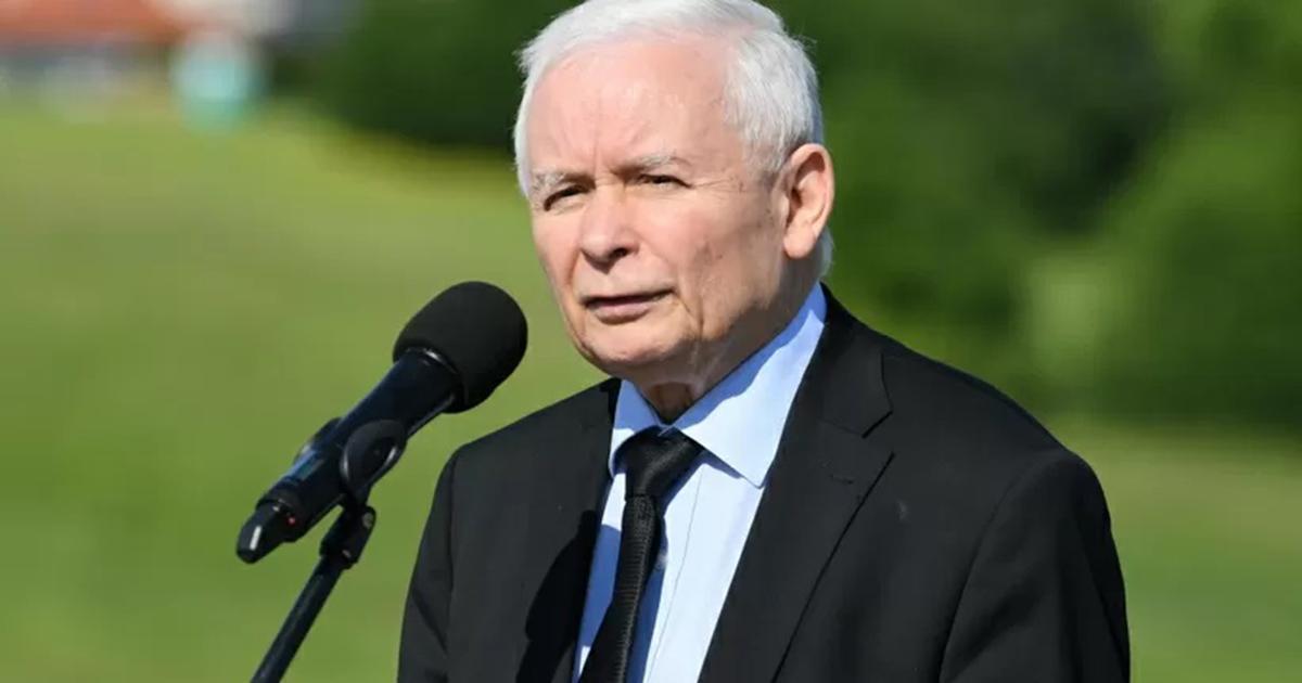 """Ogromna wpadka Kaczyńskiego w Rzeszowie. """"Nie wiem, dlaczego tak powiedziałem""""."""