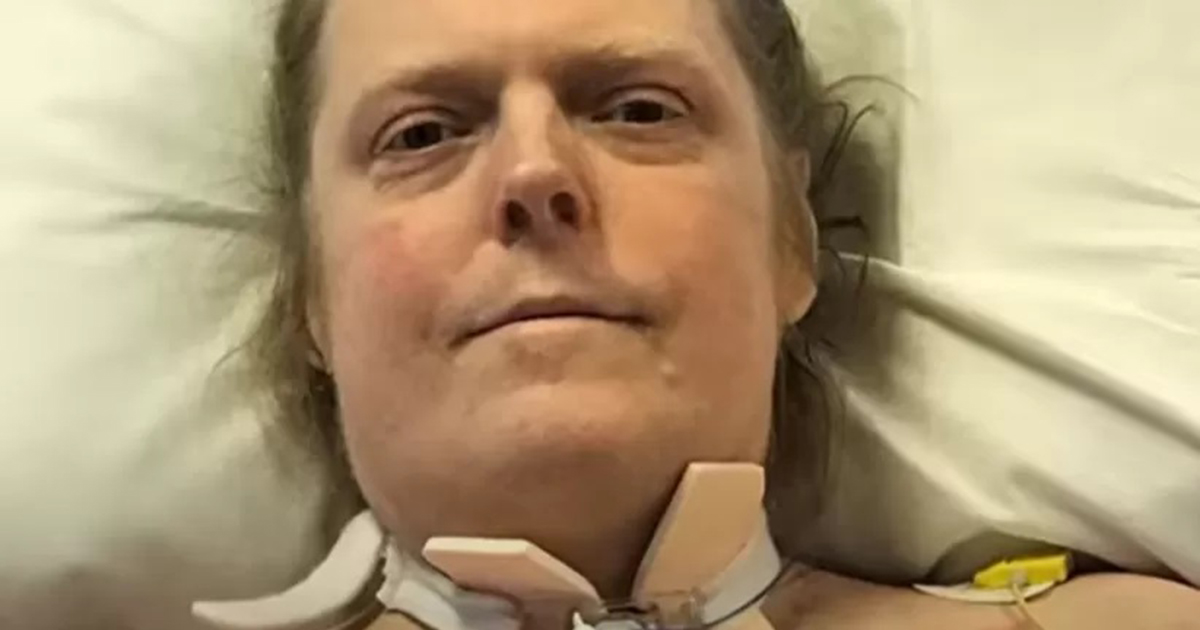 """Nie żyje Jason Kelk. Zmarł najdłużej hospitalizowany pacjent z COVID-19. """"Nie chciał już tak żyć""""."""