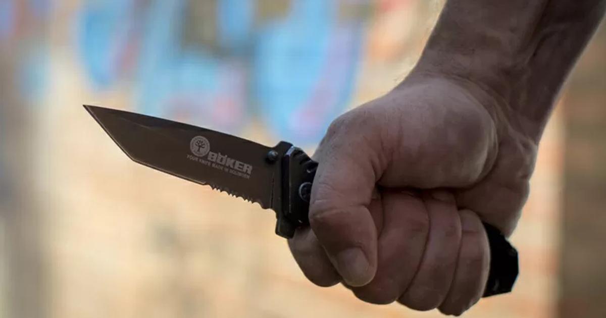 Koszmarny atak nożownika. Zginęło pięć osób, 15 zostało rannych.
