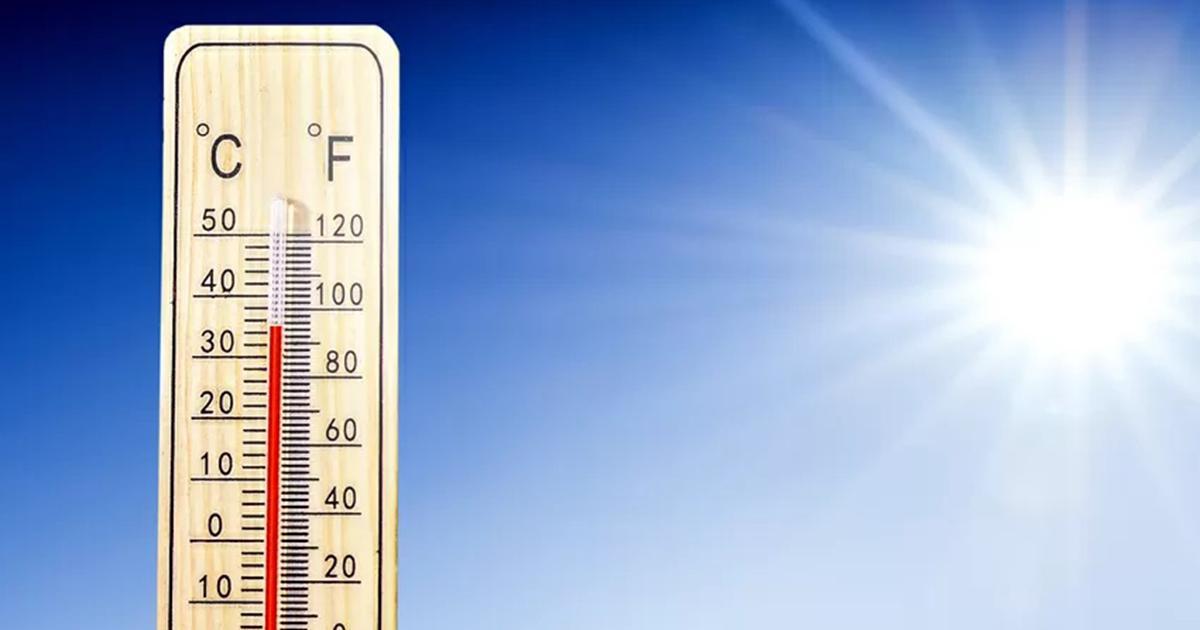Uwaga! Trzeci stopień alertu. Robi się niebezpiecznie. Temperatura nawet 45 st. C?