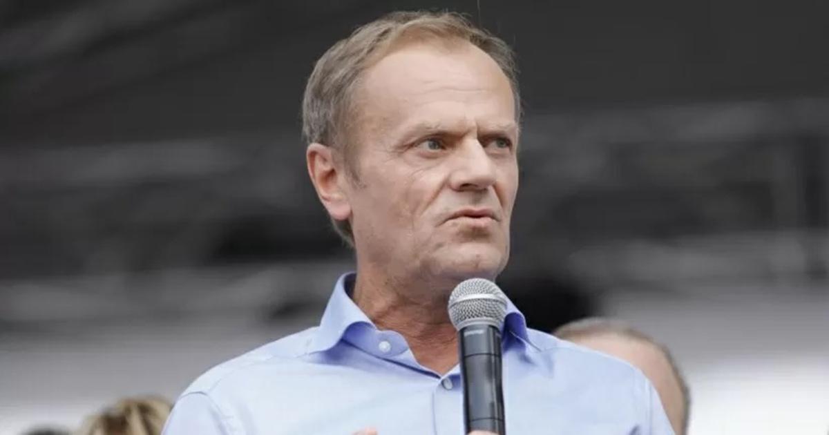"""Donald Tusk wróci do polskiej polityki? """"Nie wyznaczam sobie ograniczeń""""."""