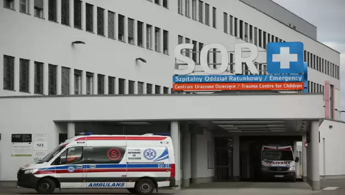 Wrocław: Zamknięto SOR. Brak personelu.