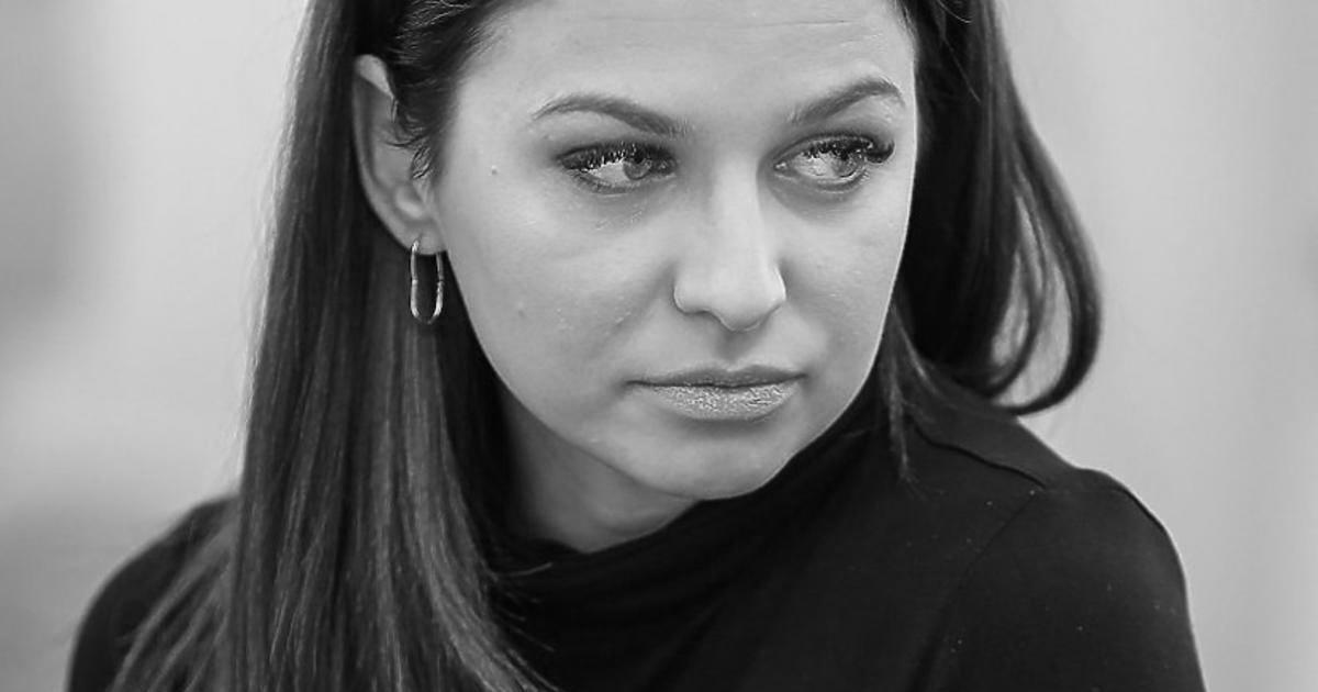 Anna Lewandowska w żałobie. Nie żyje bliska jej osoba.