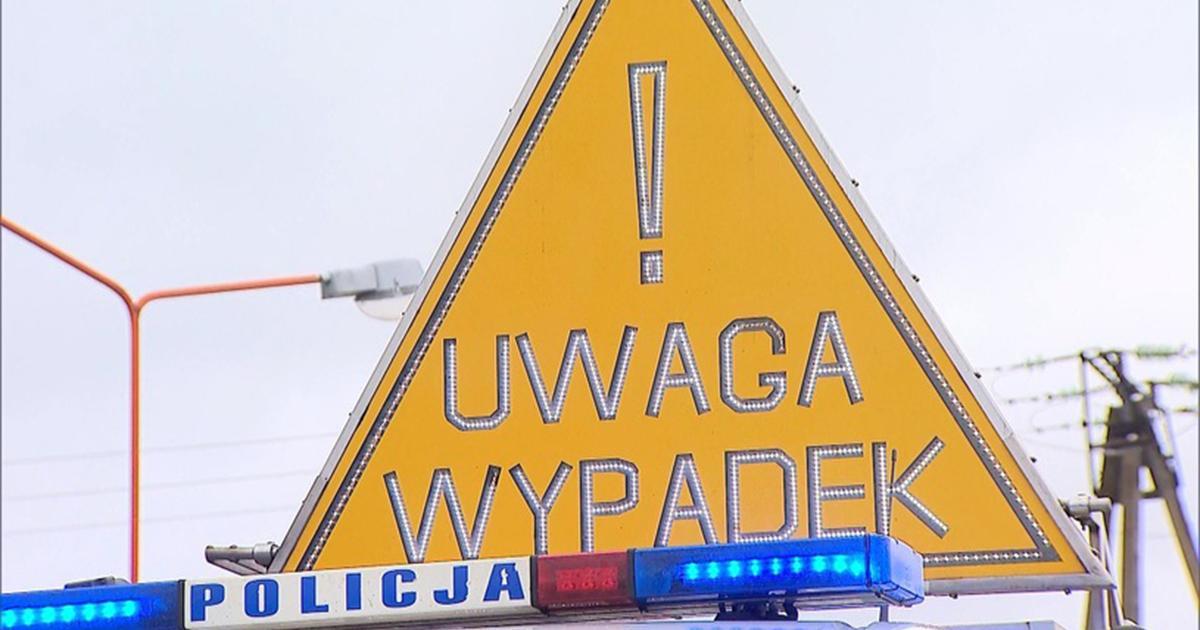 Tragedia na drodze. 15-latka śmiertelnie potrąciła pieszą.