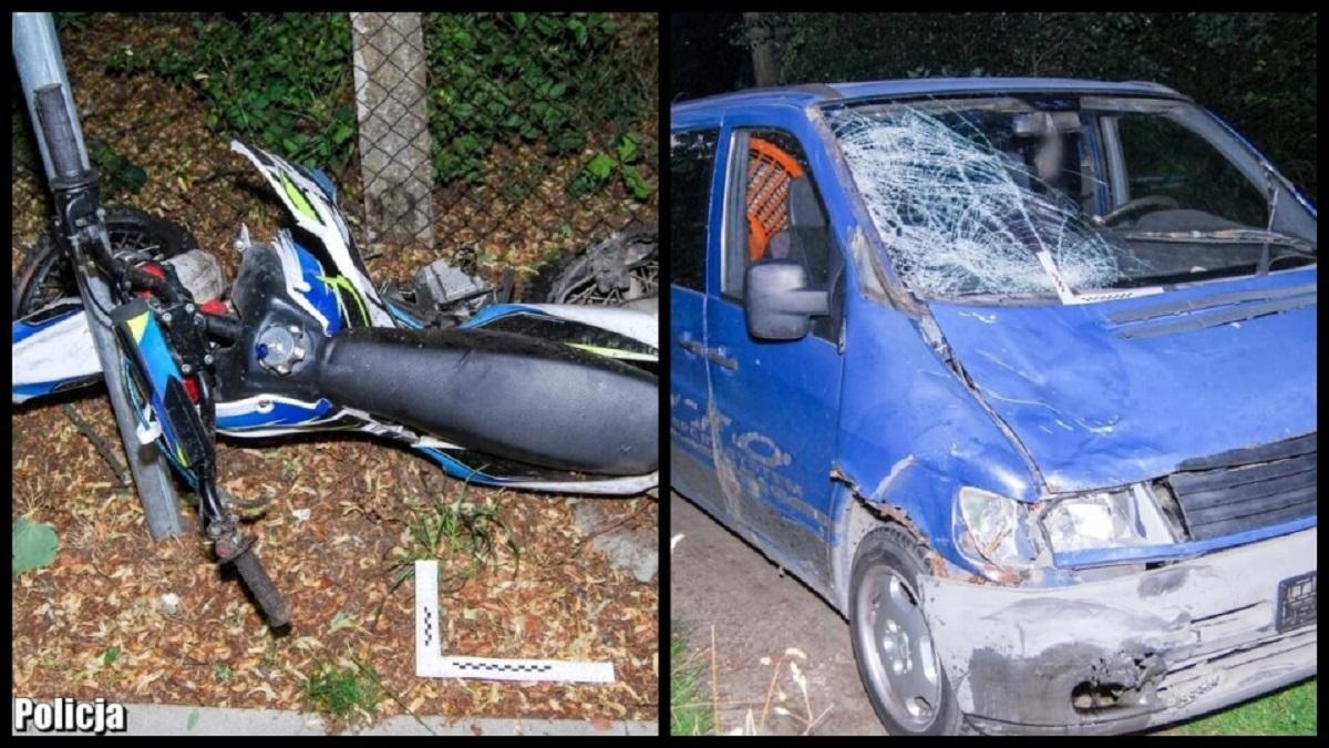 Kolejna tragiczna śmierć spowodowana przez pijanego kierowcę. Nie żyje 16-letni chłopiec.