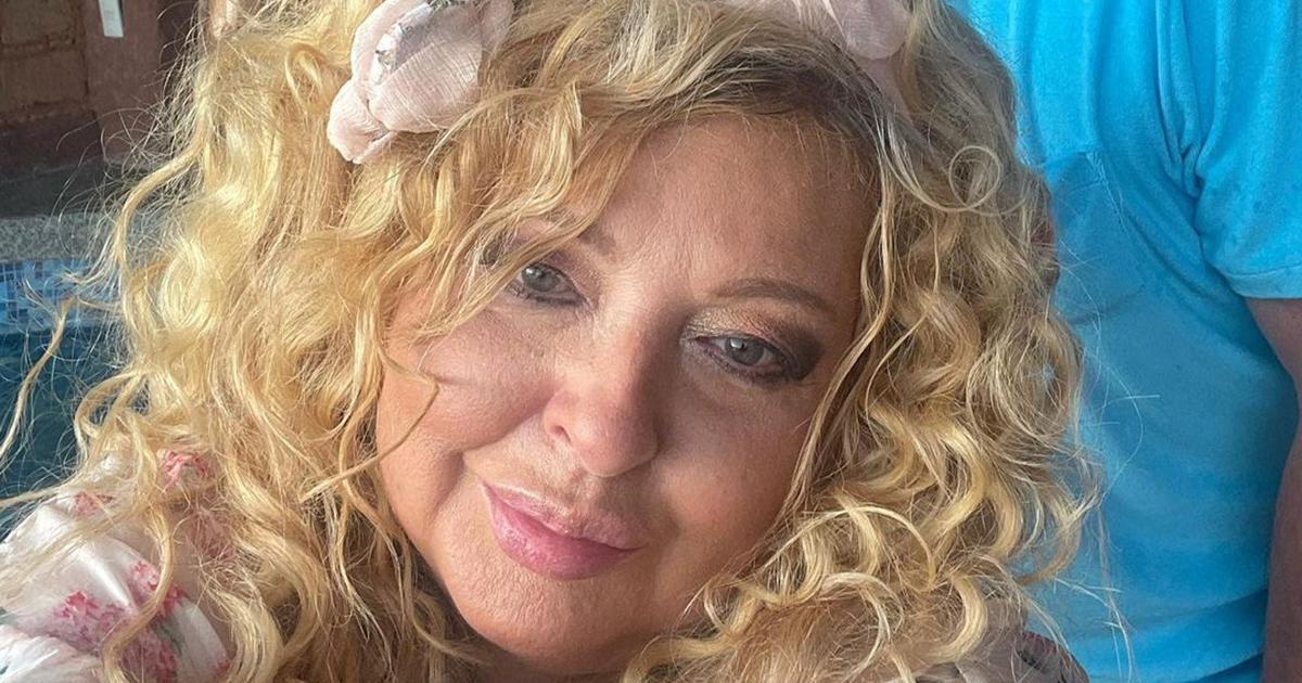 Magda Gessler topless. Zdjęcie trafiło do sieci.