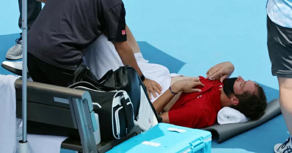 Już 30 przypadków udarów wśród uczestników igrzysk olimpijskich.