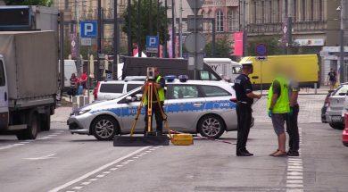 Szok! Zdjęcie zmasakrowanych zwłok 19-latki potrąconej w Katowicach wyciekło do sieci.
