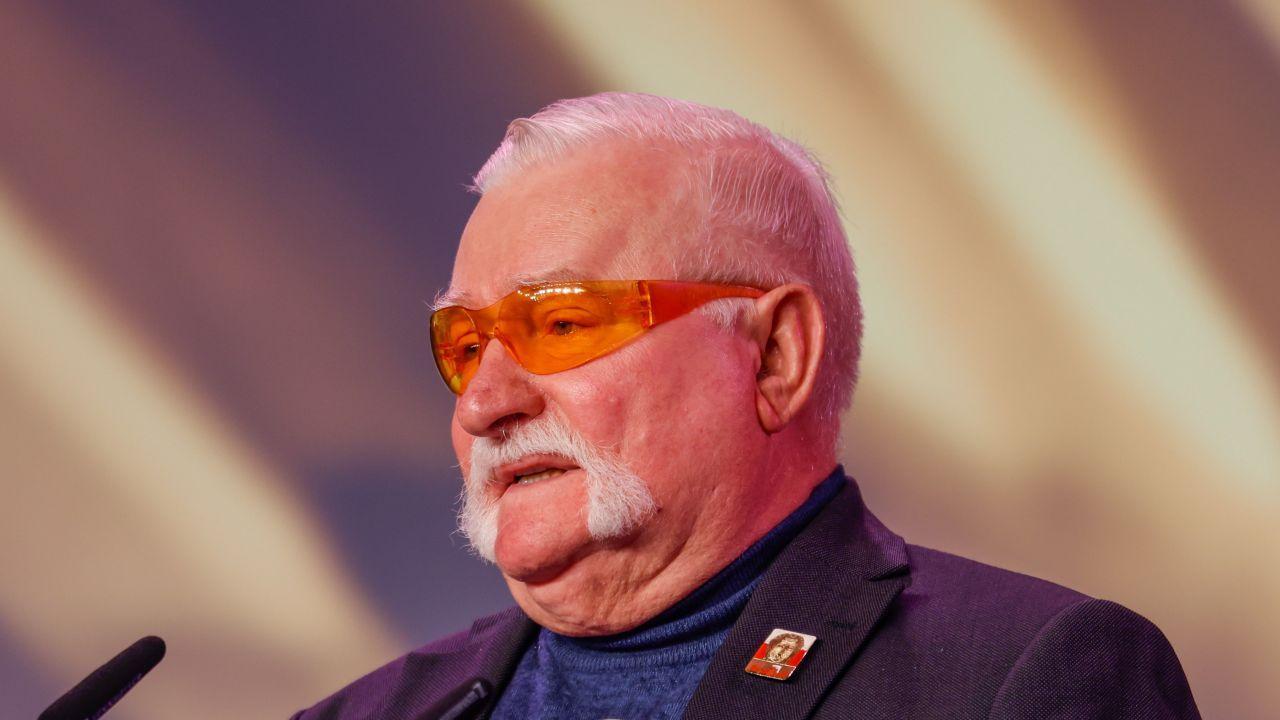 Lech Wałęsa ostro o PiS:  Nigdy żaden wróg, który kierował Polską, nie podzielił narodu.