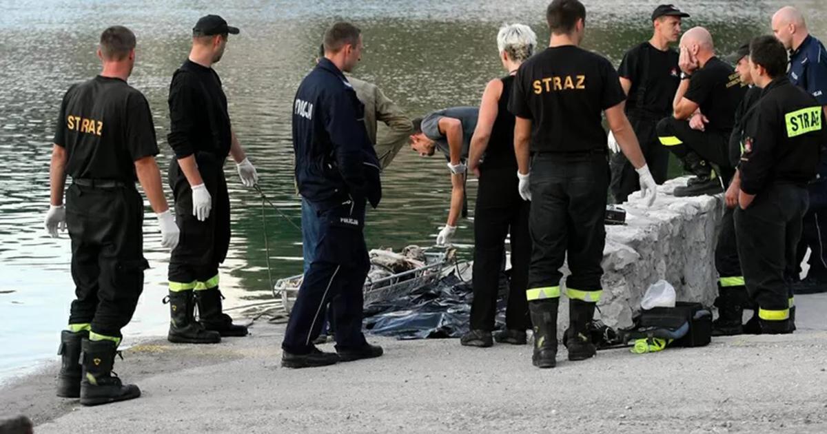 Trzy osoby nie wypłynęły z zalanej kopalni. Trwa dramatyczna akcja ratunkowa.