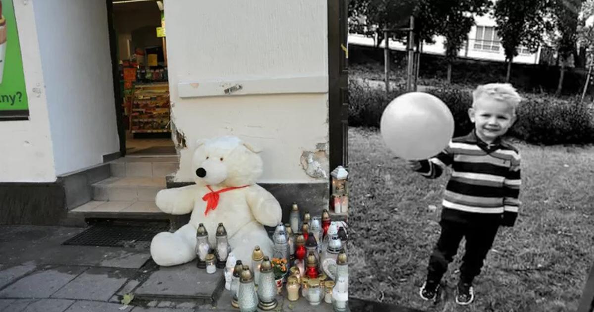 4-letni Piotruś zginął pod kołami samochodu. Poruszająca prośba rodziny.
