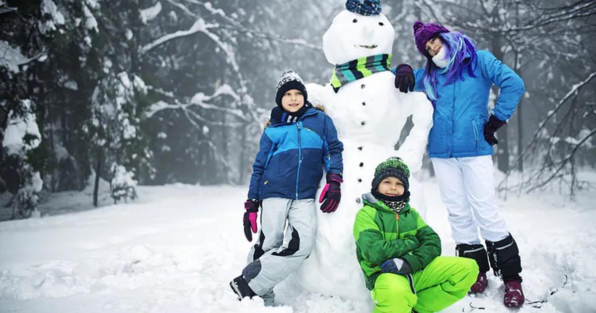 Wiemy, kiedy spadnie pierwszy śnieg! Sprawdź, gdzie pojawi się najpierw.