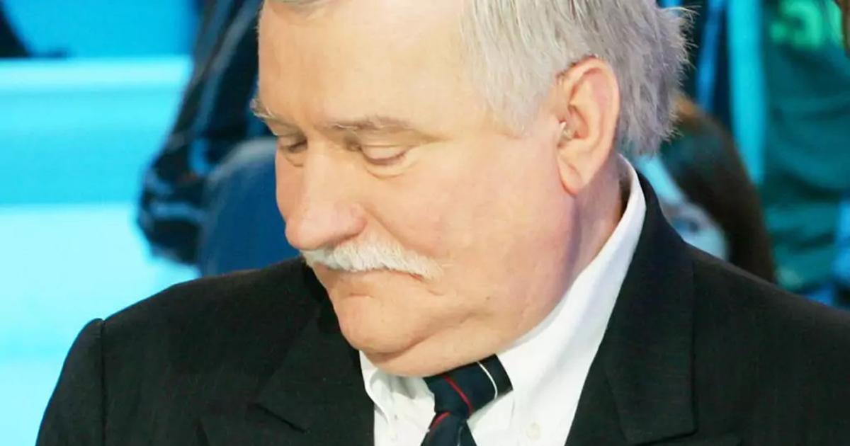 Lech Wałęsa pokazał, jak cukrzyca zdeformowała jego stopy. Mocny widok.